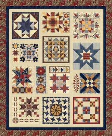 Favorite Things Quilt Pattern