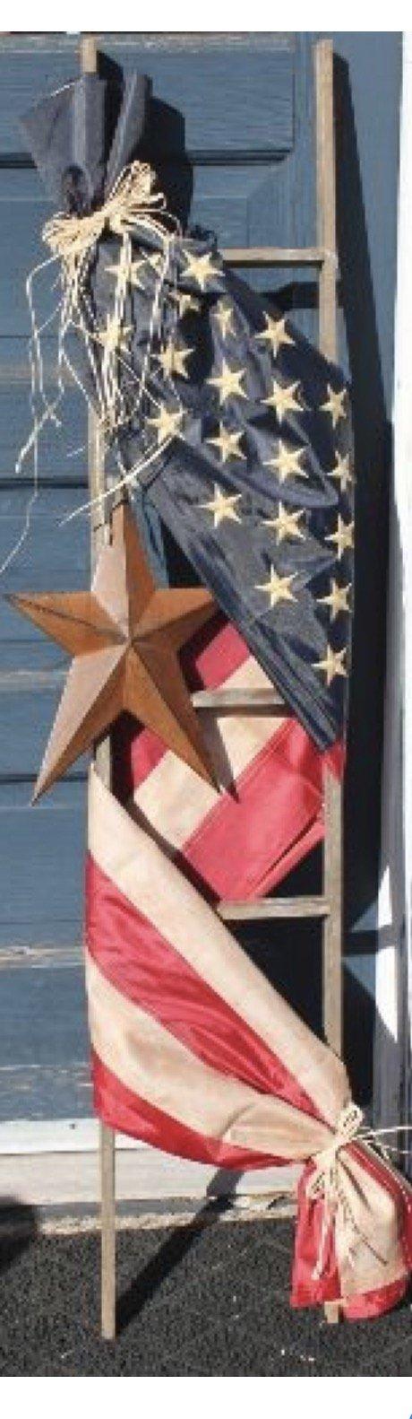 19  Bar Harbor Flag Bunting