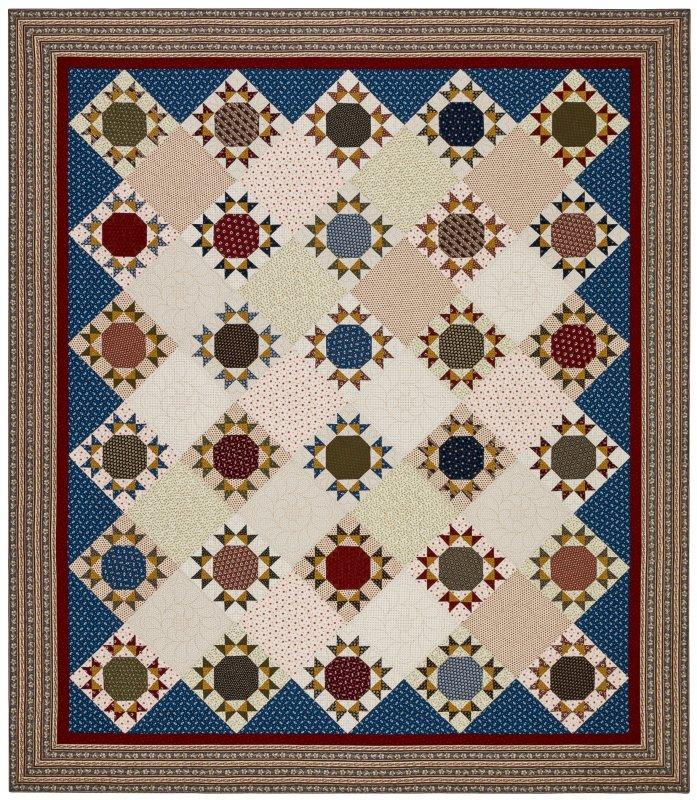 Hampton Quilt Pattern