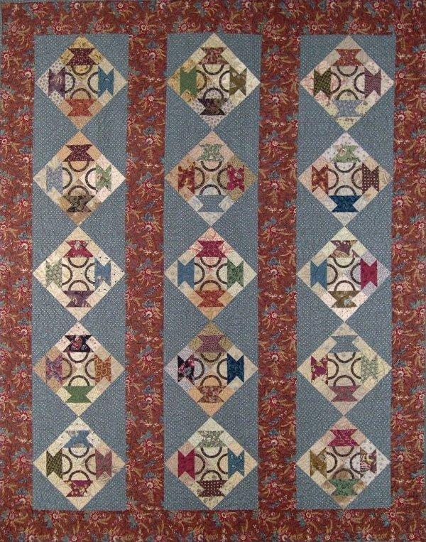 Harriett's Baskets Pattern