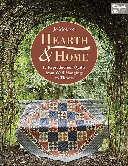 Hearth & Home by Jo Morton