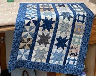 Something Blue Pattern