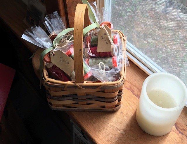 Aurifil thread gift pack