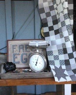 Farmhouse table runner kit