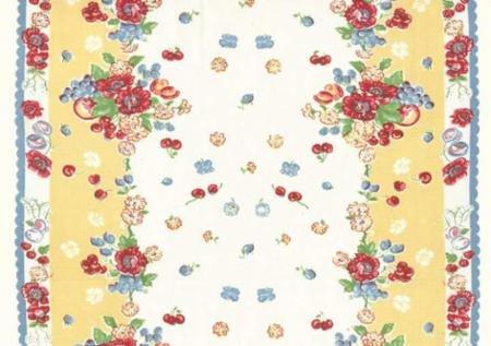 moda toweling granny's garden 920 120