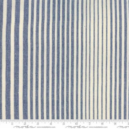 Moda Toweling Blue cream 920 256