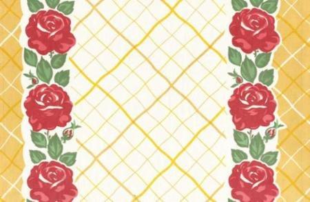 Moda Toweling granny rose