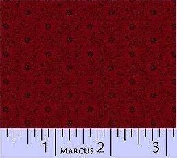 Prairie Stitches red