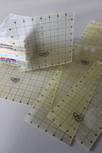 Quilter's Select Rulers
