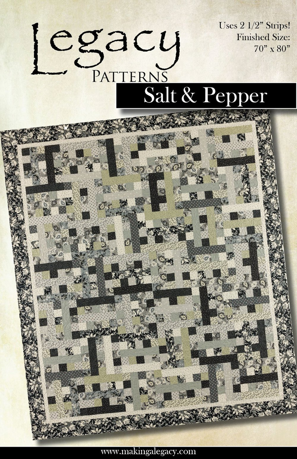 Salt and Pepper Pattern