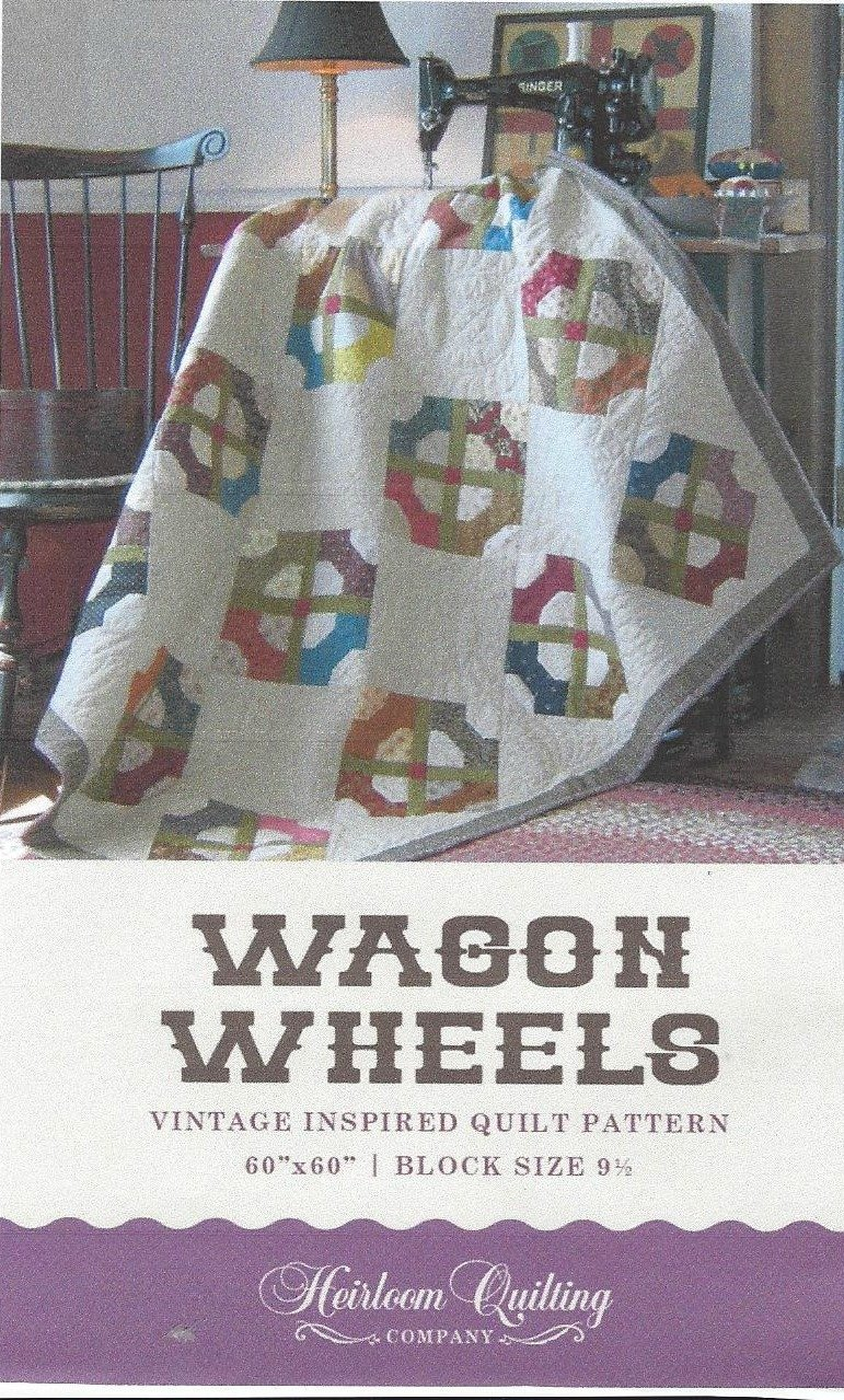 wagon wheels digital download pattern