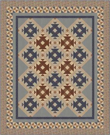 settler's fork quilt pattern