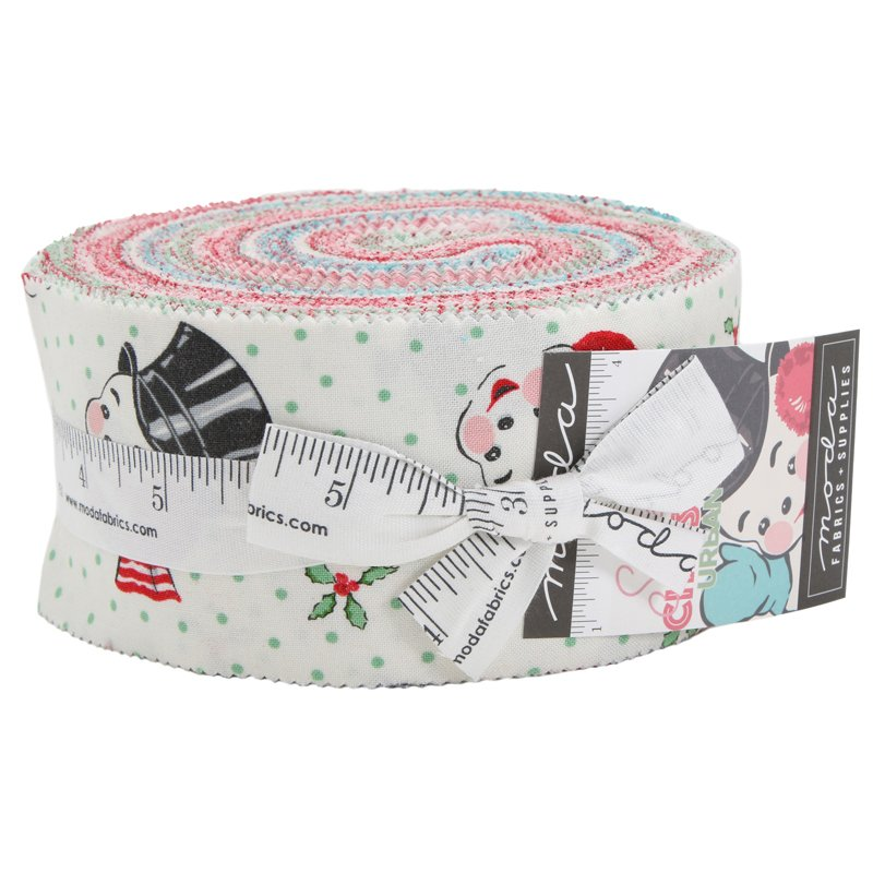 sweet christmas jelly roll
