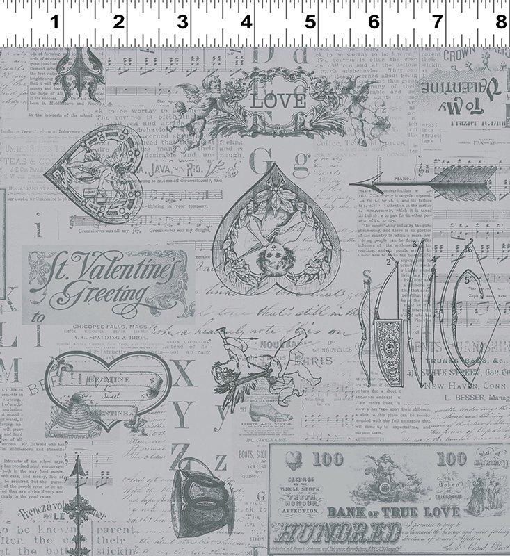 vintage Valentine By clothworks