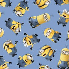 Quilting Treasures 1 in a Minion