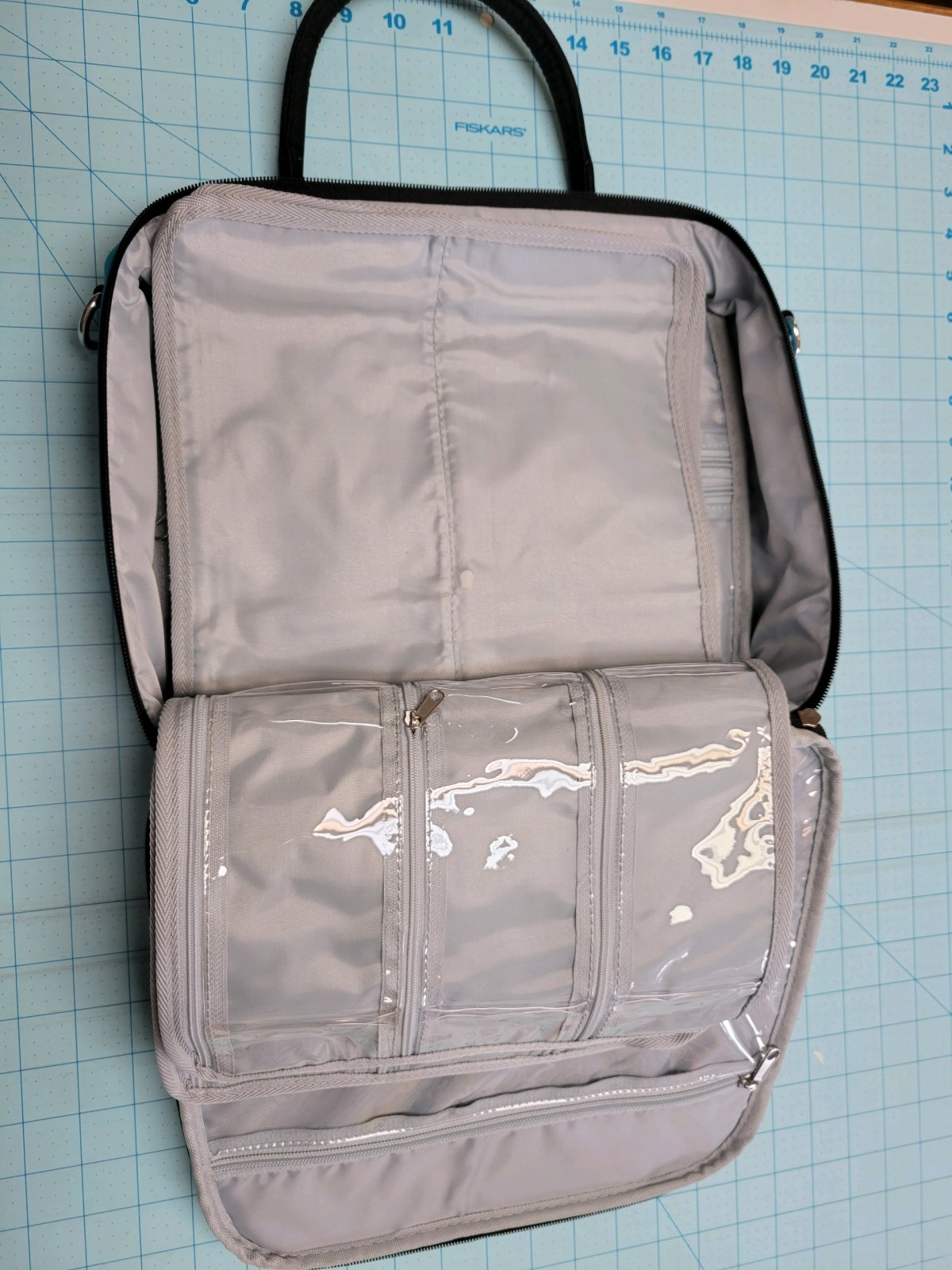 Baby lock accessory caring case