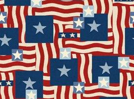 Quilting Treasures Patriotic