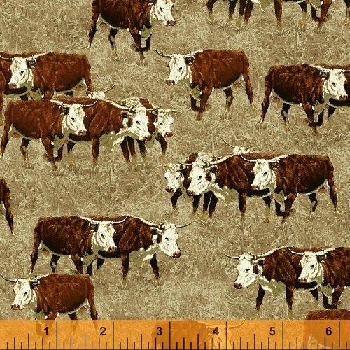 Windham Fabrics Cattle Drive