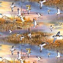 Wilmington Prints Sunset Lake