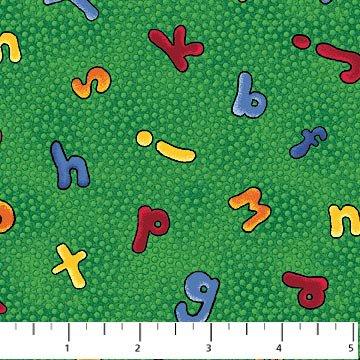 Northcott Animal Alphabet
