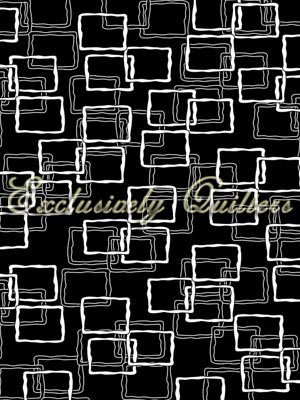 Exclusively Quilters Jet Black