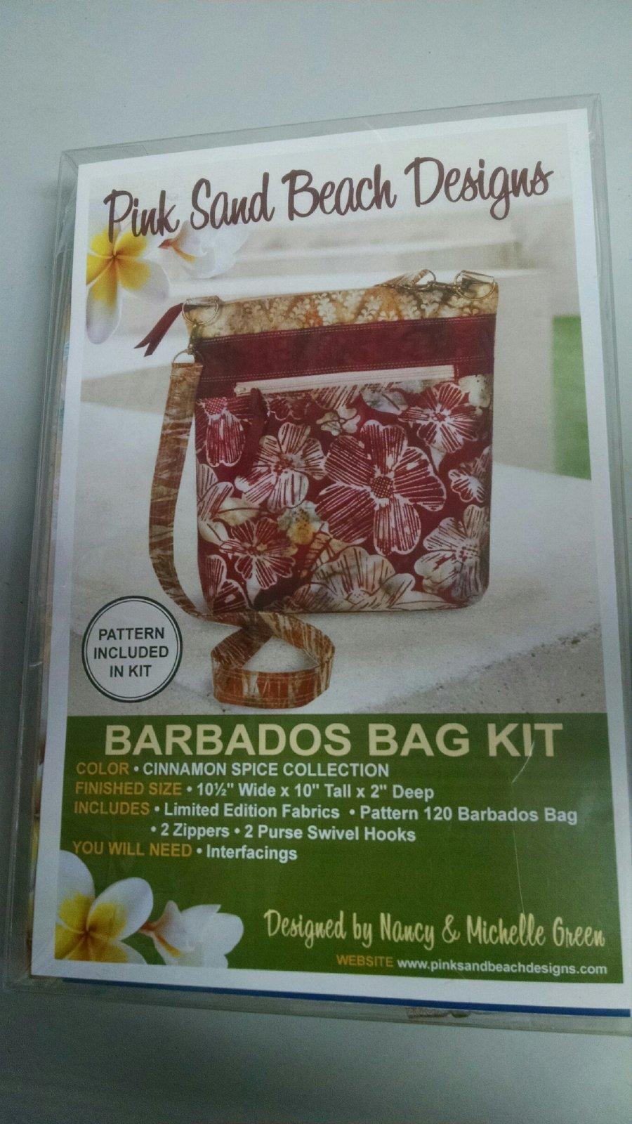 Barbados Bag Cinnamon Spice Kit