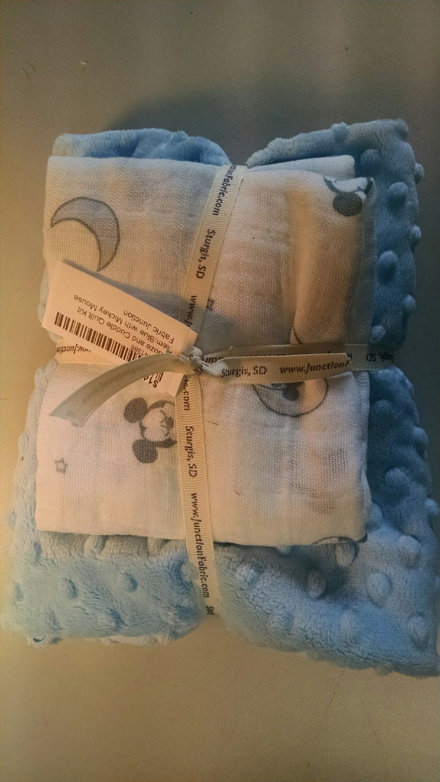 Cuddle Me Quilt Kit
