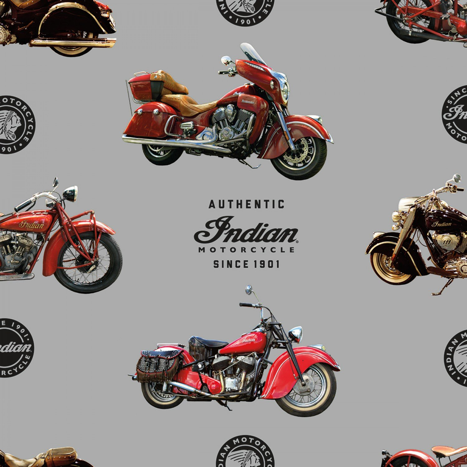 Indian Motorcycle Toss