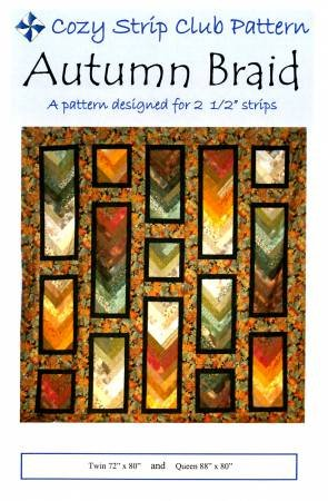 Cozy Strip Club Pattern-Autumn Braid
