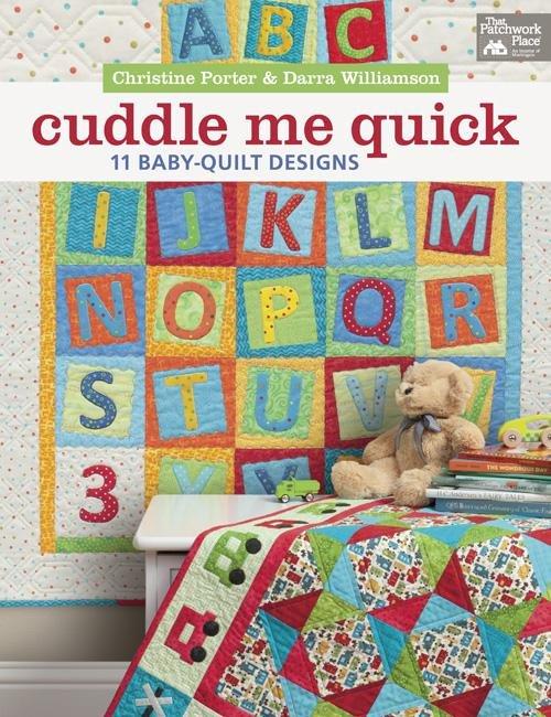 Cuddle Me Quick-11 Baby Quilt Designs