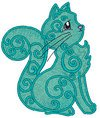 Purely Gates Embroidery Designs Software-Critters