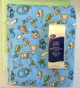 Sew Much Fun Receiving Blankets