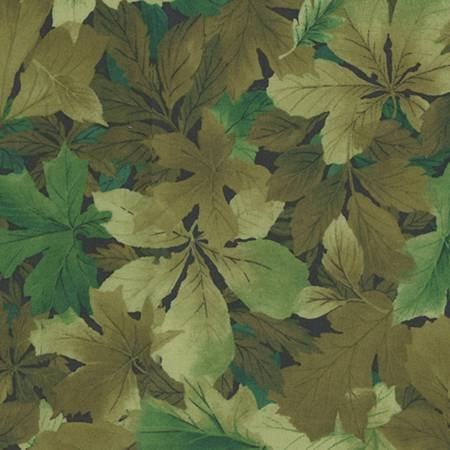 Falling Leaves by Maywood Studio