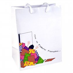 Fabric Fanatic Gift Bag