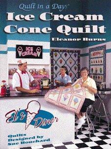 Ice Cream Cone Quilt