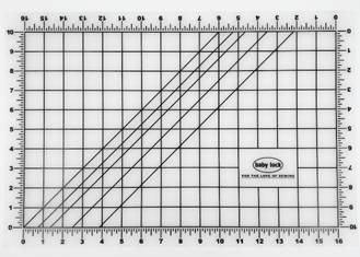 Cutting mat 12 x 16
