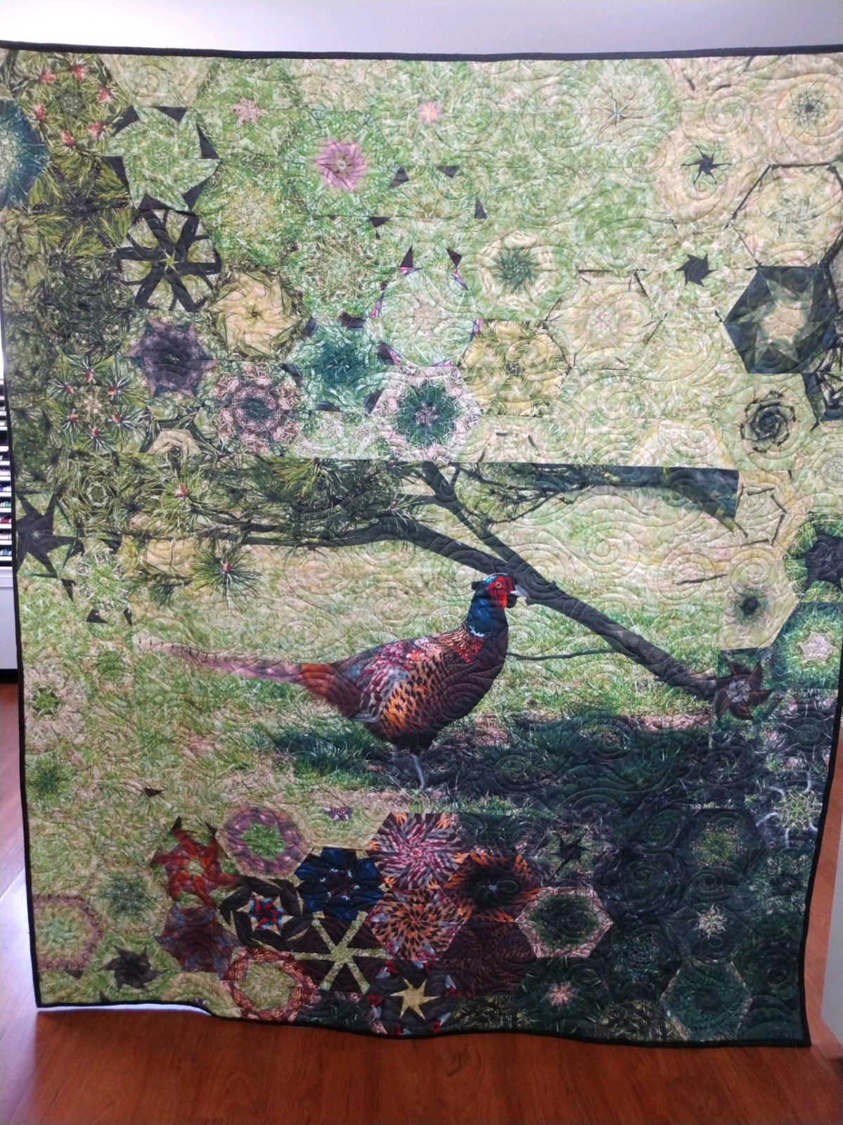 Fabric Junction Exclusive Quilt kits