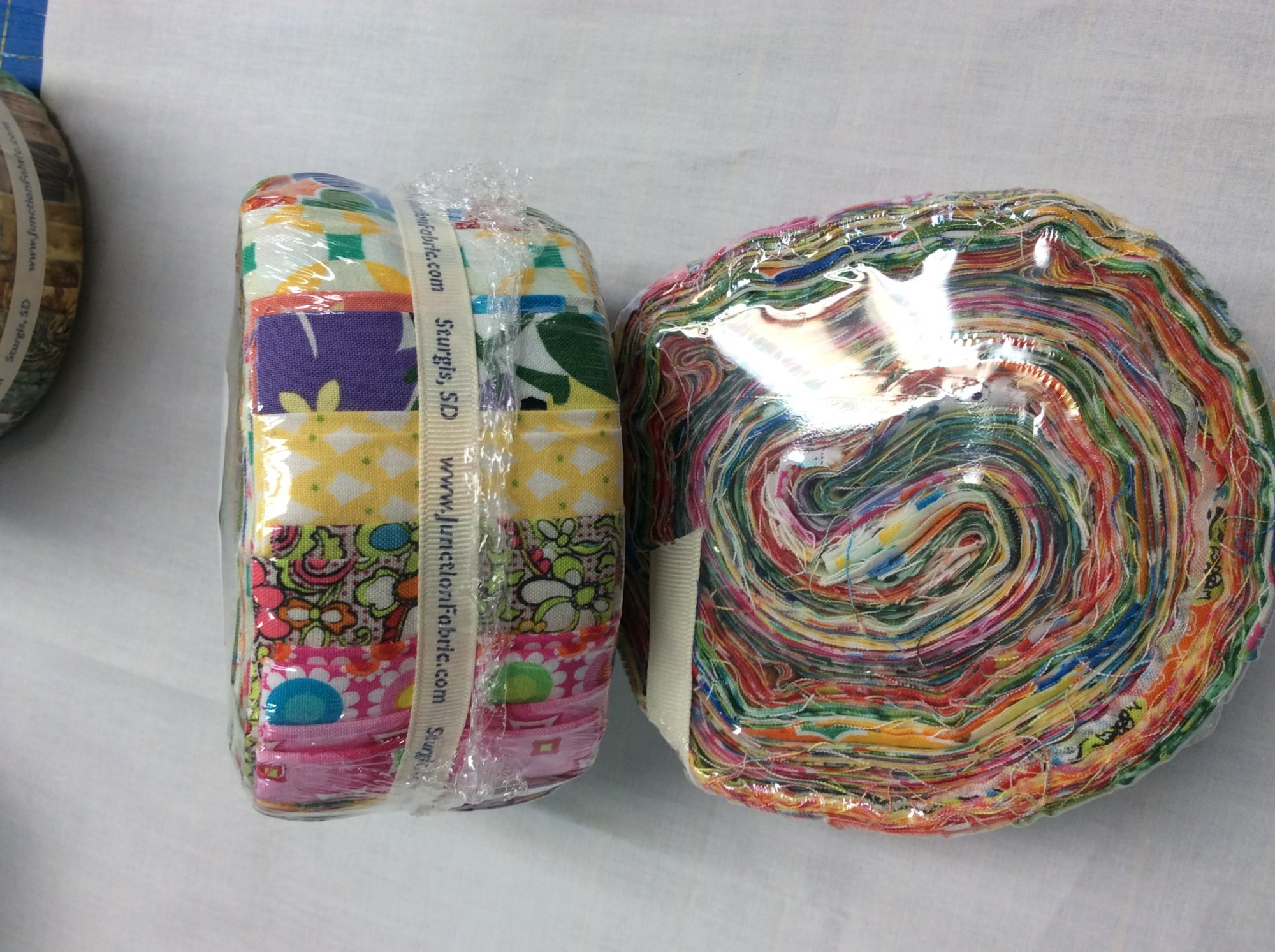 Fabric Junction Jelly Roll  2.5 x 40 strips
