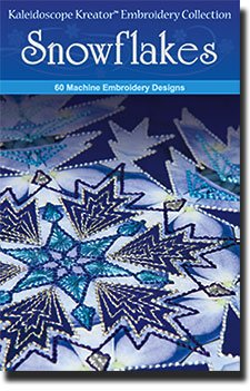 Kaleidoscope Kreator Embroidery Collection
