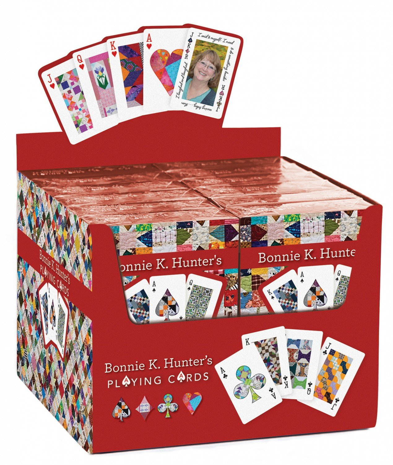 Bonnie Hunter's Playing Cards