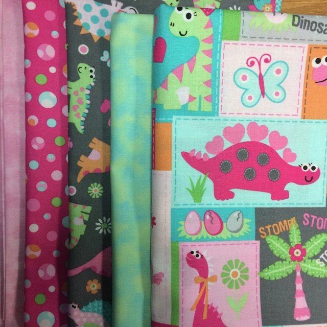 3-in-1 Baby Quilt Kits