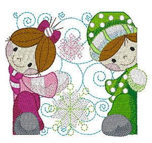 Purely Gates Embroidery Design Software-Seasonal