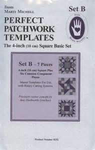 Perfect Patchwork Templates