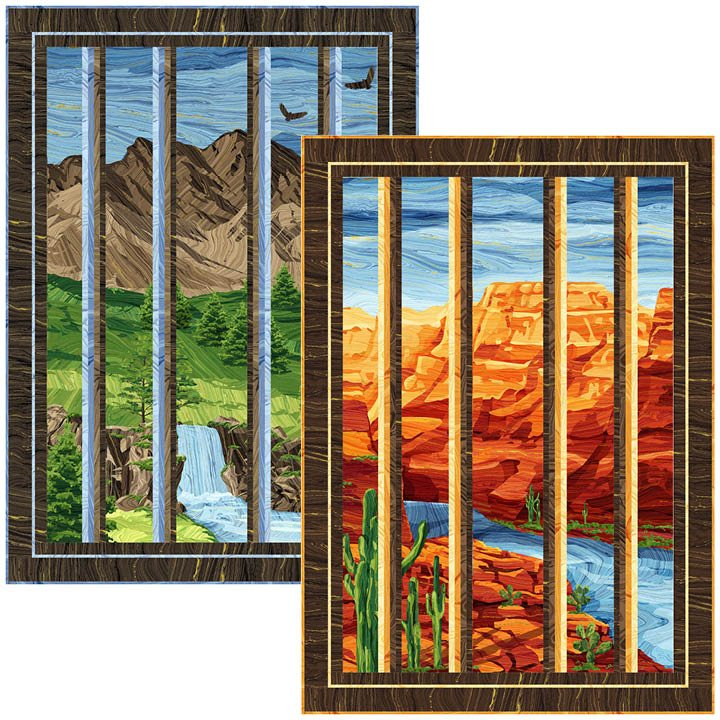 Sandscape Landscapes Pattern