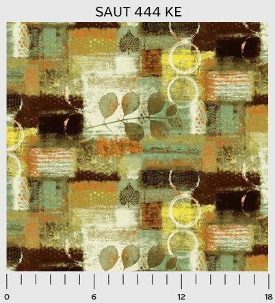 P&B Textiles Shades of Autumn