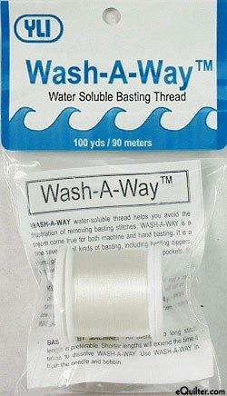 YLI Wash-A-Way Water Soluble Basting Thread