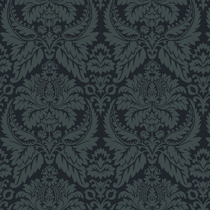 Blush and Blue - Parlor Fancies in Blue by Kim Diehl for Henry Glass