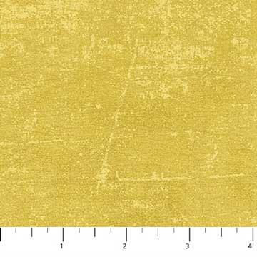 Elegantly Frightful - Canvas in Gold by Northcott Studio for Northcott
