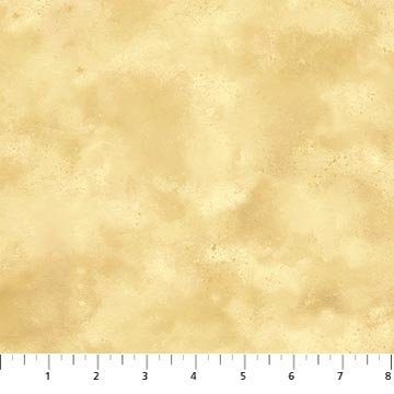 Country Pastimes - Mottled Texture in Beige by Abraham Hunter for Northcott