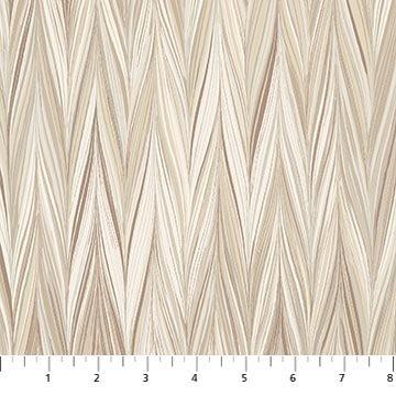 The Art of Marbling - Marble 4 in Desert Sand by Heather Fletcher for Northcott